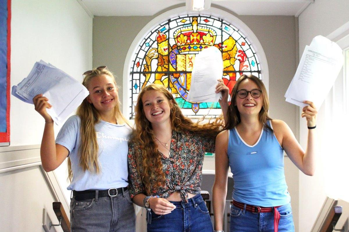 Fantastic GCSEs for Roedean