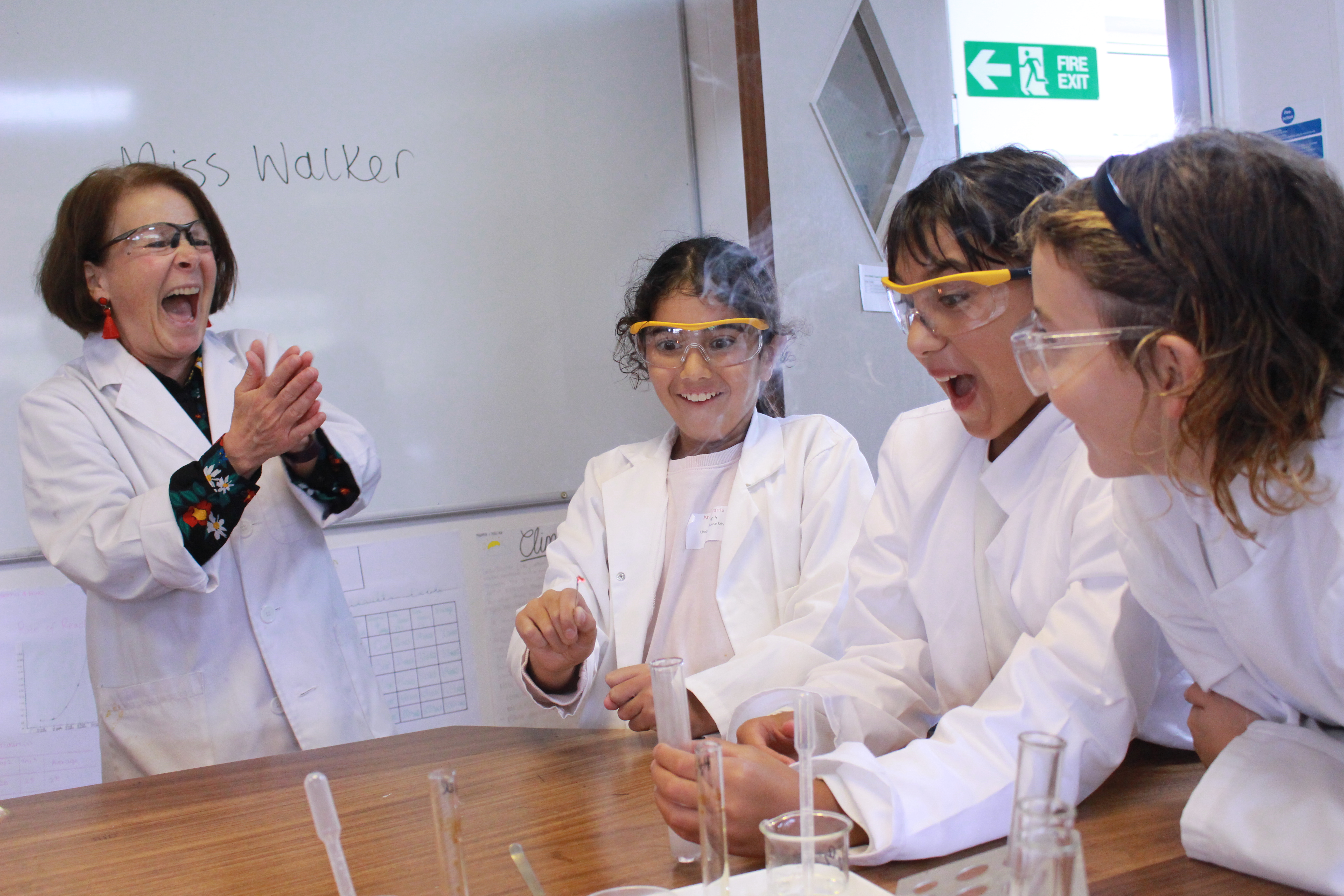 STEM Day at Roedean